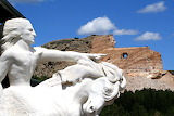 Crazy Horse Monument South Dakota USA
