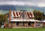 ^ Abandoned farmhouse