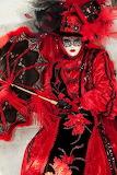 Costume  carnaval venise