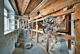 Abandoned Water Mill East Germany