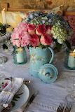 Flowers - English country breakfast