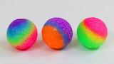 Rainbow Bouncy Ball