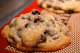 ^ Chocolate chip cookies