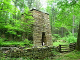 Mile 1592 VT Roaring Run Iron Furnace