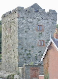 Strangford Castle, Strangford N Ireland, 16th Century