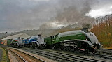 Trains - North Yorkshire Morrs Railway