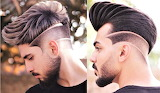 Stylish Hairstyle for a Man