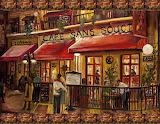 Cafe Sans Souci