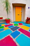 Colorful Ground