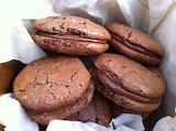 #Nigella's Chocolate Macaroons