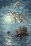 "Madamma Art tumblr enchantedbook ""Bear Star"" ""Galina Egorenkova"""