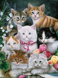 ☺ Cute good friends...