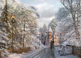New England Christmas Stroll - Dominic Davison