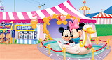 #Mickey and Minnie at the Fair
