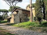 Via Appia antica-Roma