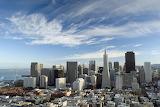 San Francisco California Skyline USA