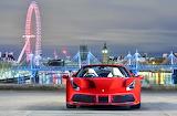 Ferrari 488 Spider in London