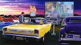 Drive in movie - Bruce Kaiser