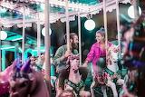 Love on a carousel
