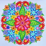 Colored Mandala
