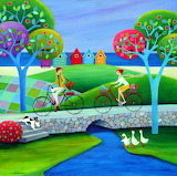 Let's go Fishing - Iwona Lifsches