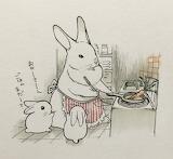 """Bunny """"Usagi's Mom"""" """"Iguchi Hospital"""""""