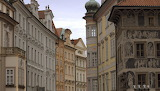 Praha, street, Cz