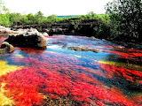 Rainbow River Columbia