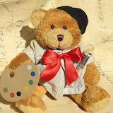 Artist Teddy!