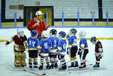 little hockey team