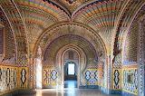 Interno Castello di Sammezzano-Firenze