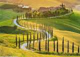 vacation in Tuscany