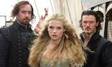 Athos, Aramis and Constance