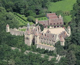 Chateau de Peufeilhoux - France
