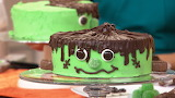 Cake to serve at your Halloween bash