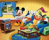 Mickey Donald Goofy