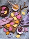 Autumn leaves cookies