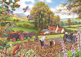Potato Picking - Keith Stapleton