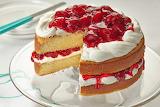 ^ Strawberry French Vanilla Cake