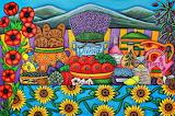 a taste of Provence, Lisa Lorenz