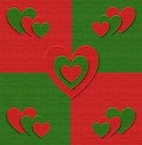Christmas-hearts