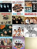 Beatles-album-covers