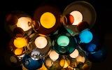 Multicolour Lamps