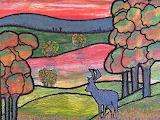 Arthur Ridley textile art