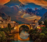 Mostar, Herzegovina