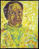 Beauford Delaney Self Portrait, 1964