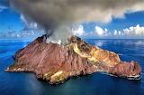 New Zealand - volcano
