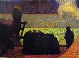 Edouard Vuillard, Les débardeurs, 1890