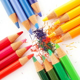 Colored Pencils...
