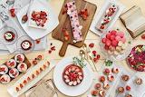 Berry desserts